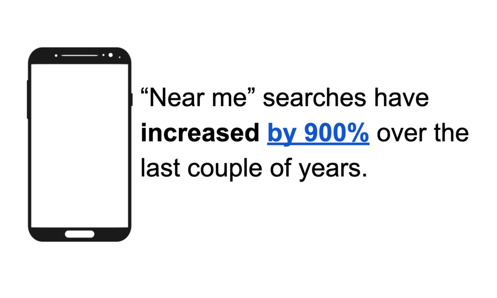 near me searches